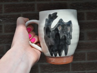 Mug by Bread and Butter Pottery; image copyright Erin Torrance