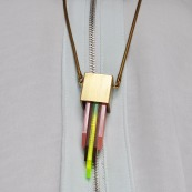 Necklace by Nylon Sky; image copyright Erin Torrance