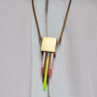 Necklace by Nylon Sky; image copyright Erin Torrance