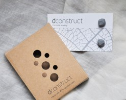 Cement studs by Dconstruct; image copyright Erin Torrance