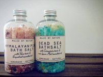 Bath salts by Malee by Nature; image copyright Malee by Nature