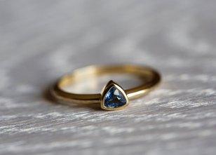 Sapphire ring by MinimalVS; image copyright MinimalVS