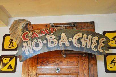 Camp Ho-Ba-Chee; image copyright Erin Torrance.